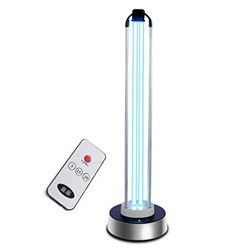 UV-Sterilisationslampe für Ultraviolettes Ozon 150 W Integrierte UV-keimtötende Desinfektionslampe, Tragbarer UV-C-LED-Raumsterilisator - Geeignet für Große Bereiche Wie Fabriken und Schulen