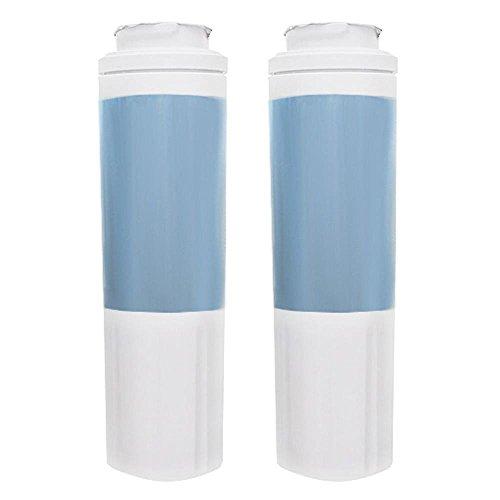 Blossomz Replacement Water Filter for KitchenAid KRFF305EBS / KRFF305ESS Refrigerator Models AquaFresh (2 Pk)