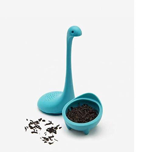 PA Design - Infusore per tè Baby Nessie blu