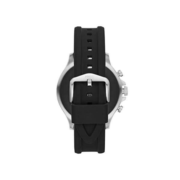 Fossil Connected Smartwatch Gen 5 para Hombre con pantalla táctil , altavoz, frecuencia cardíaca, GPS, NFC y… 4