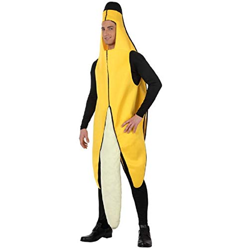 ATOSA disfraz plátano hombre adulto M