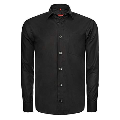 Signum - Hemd mit feiner Sturktur - Langarm - Classic Fit