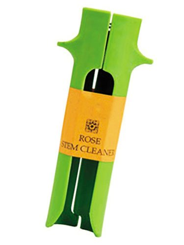 Wildflower Seed & Tool Company Professional Rose Thorn Stripper (Green)