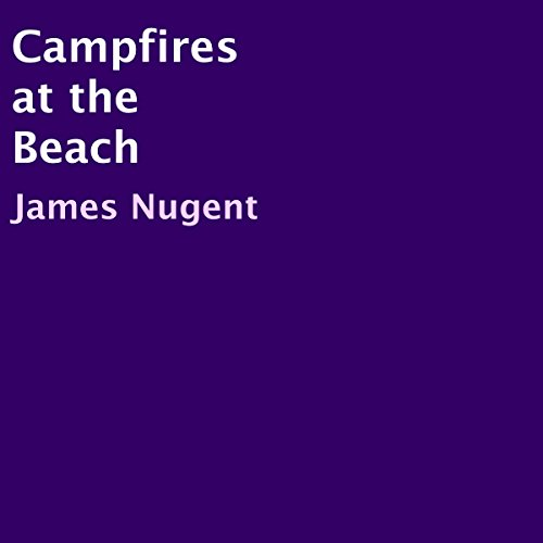 Campfires at the Beach audiobook cover art