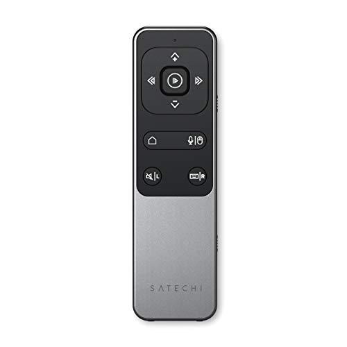 Satechi R2 Bluetooth Multimedia Presenter - Präsentations- und Medienmodus - Kompatibel mit 2020 iPad Pro, 2020 iPad Air, 2020 MacBook Air M1, iMac Pro/iMac