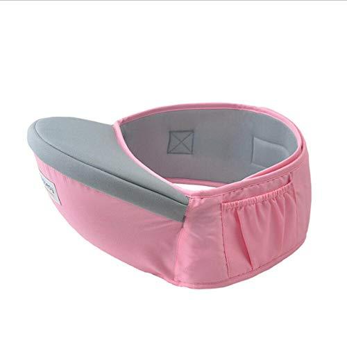 Carrier Baby Bag Cintura Taburete Walker Sling Belt Kid Infant Hold Asiento para la cadera Seguro Front Carry Back Carry Best