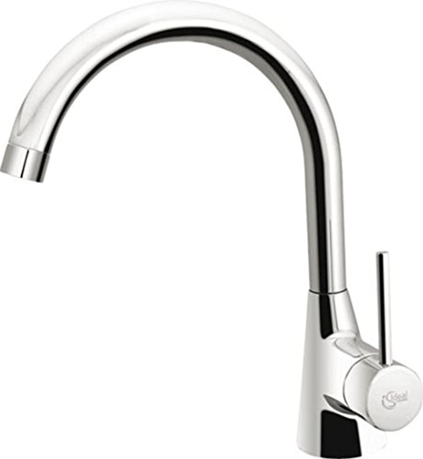Ideal Standard Nora B9332AA Kitchen Sink Tap Window-Front Inssizetion Chrome-Plated