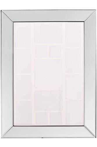 Marco de Espejo Grande y Hermoso Collage para Fotos de 81 cm x 61 cm.