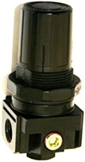 "New Air Tool Parts REG0250M Air Compressor Regulator ROLAIR 1/4"" 4 Port Regulator"
