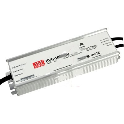 MEAN WELL HVG-100-48B 100 W Single Output 2 A 48 Vdc Output Max IP67 Switching Power Supply - 1 item(s)
