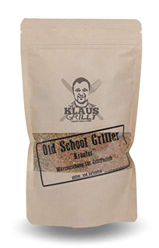 OldSchool Griller Kräuter 200 g Beutel