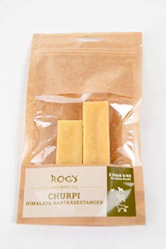 Rogy Churpi Himalaya - Varillas para Queso Duro (2 Unidades, XS/S)