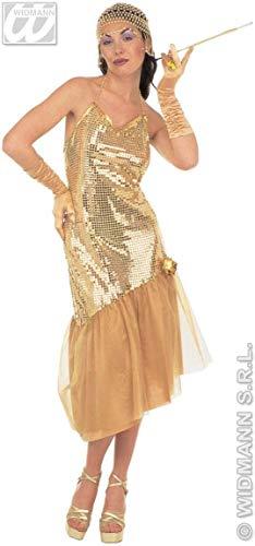 Lulu Années d'or robe à paillettes. Taille: XL