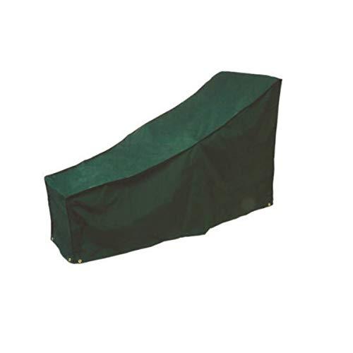 Preisvergleich Produktbild UDP Schutzhülle Liegestuhl PVC grün mit Gummizug 175 x 76 x 30 cm
