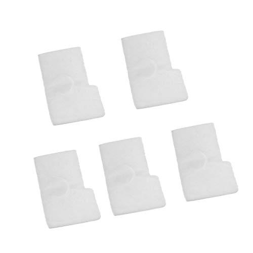 Yihaifu 5pcs del Filtro de Aire Placa Kit de Recorte de la Motosierra STIHL MS170 de filtración para Las / MS180 / 017/018