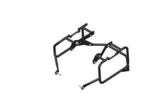 MyTech - Kit de Soportes Rectos y descargados para Maletas Modelo X - Compatibles con KTM 1290 Superadventure/KTM 1190 Adventure/KTM 1090 Adventure/KTM 1050 Adventure