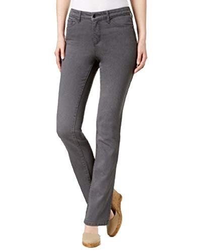 Charter Club Petite Lexington Straight-Leg Jeans (Horizon Gray, 2P)