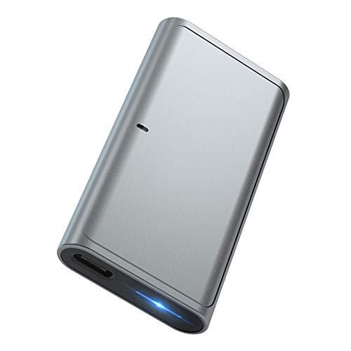 EUPYTE CheerPod - Ratón Bluetooth (2,6 pulgadas, incluye touchpad)