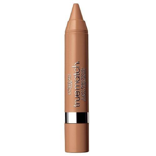 L'Oreal Paris True Match Super-Blendable Crayon Concealer, Medium/Deep Neutral [N6-7-8] 0.10 oz by L'Oreal Paris