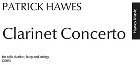 Clarinet Concerto: Clarinet Part with Piano Reduction