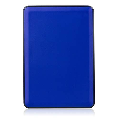 2,5 Pulgadas 2 TB de Disco Duro Externo USB 3.0 1 TB de Disco Duro portátil de Disco Duro Externo de 500 GB de Disco Duro 320 GB 250 GB de Servidor de Escritorio del Ordenador portátil, Azul, 750Gb