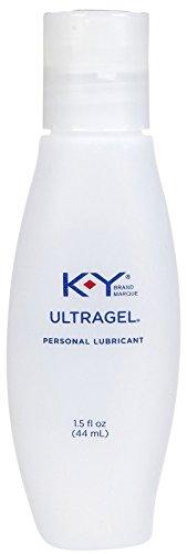 K-Y Sensual Silk UltraGel Personal Water Based Lubricant - 1.5 oz