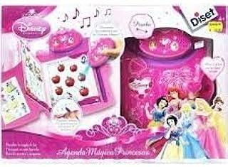 Amazon.es: Diset Agenda Magica Princesas: Juguetes y juegos