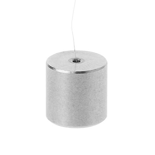 Horenme Durable Project Music Hall Anti-Skate Weight with Nylon Thread for Tonearm Vinyl Record Accessories -  ZJHBJASC457