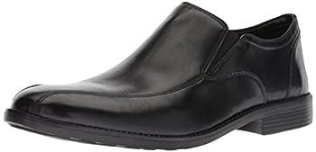 Bostonian Men s Birkett Step Loafer Black Leather 130 M US