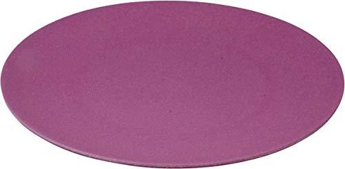 zuperzozial Beißteller aus Nylon, Größe L, Violett