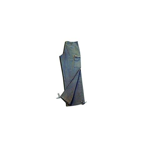 Tucuman Aventura - Poches Pantalon Moleskin (Vert Kaki, 44)