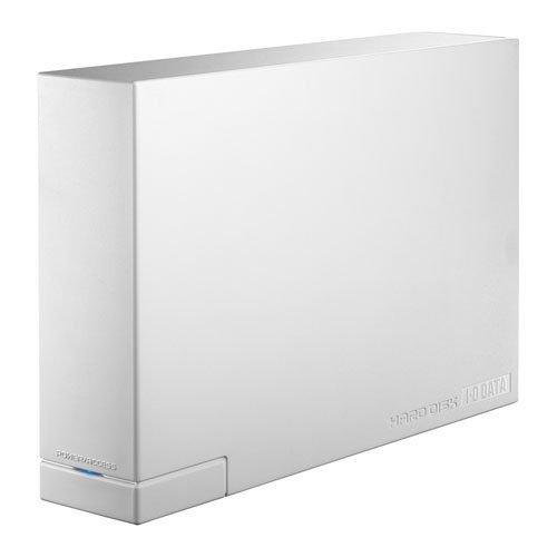 アイ・オー・データ機器 USB 3.0/2.0 外付型ハードディスク ホワイト 2TB HDCL-UT2.0W 【旧モデル】