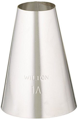 Wilton No. 1A Round Decorating Tip