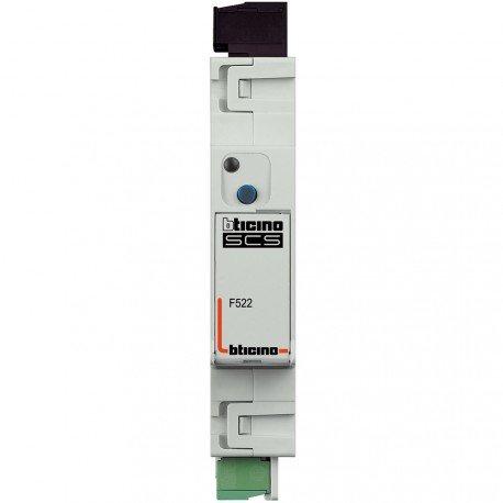 BTicino Legrand Attuatore con Sensore per Controllo Carichi F522