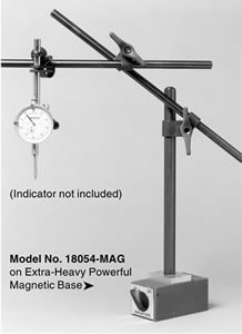Long Reach Indicator Stand W/Mag Base