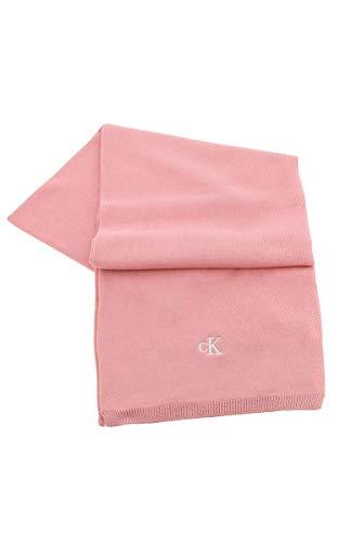 Calvin Klein Monogram Scarf, Pink One size