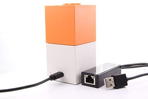 homee LAN Adapter - Netzwerkadapter für modulare Smart Home Zentrale (kompatibel mit BrainCube V2)