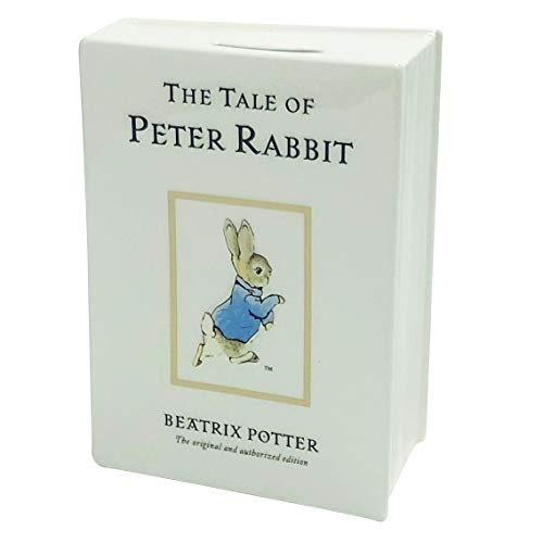 Beatrix Potter The tale of Peter Rabbit Salvadanaio