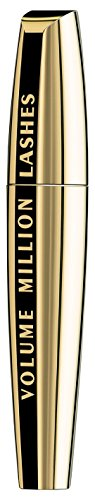 L'Oreal Paris Máscara de Pestañas Volumen Millón de Pestañas Negro - 10 ml