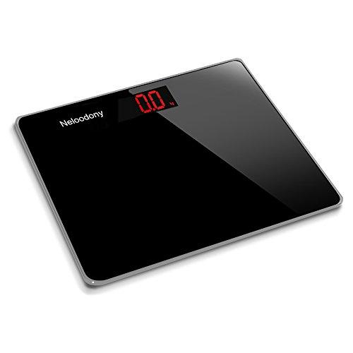 Scala di grasso corporeo, Scala di peso digitale digitale, Scala elettronica del bagno - Misura il peso corporeo