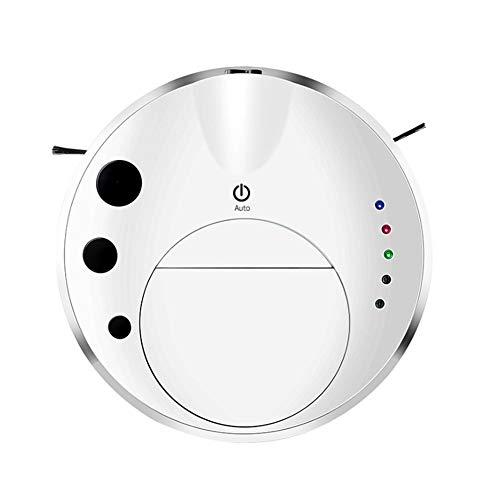 LG Snow Robot Aspiradora, Potencia De Succión 1200PA, Recarga Automática, Alfombra De Pila Ultrafina, Limpieza, Mármol, Pisos De Madera