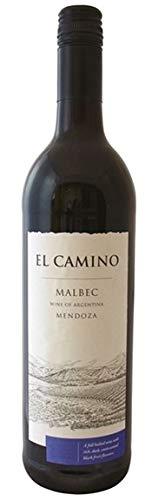 El Camino, Malbec, VINO TINTO (caja de 6x75cl) Argentina/Mendoza
