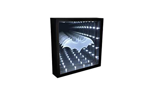 Paladone PP3332BM Lámpara para Mesilla Batman, Multicolor, 28x28x8 cm