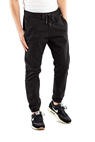 Reell Reflex Twill Pant, Black S normal Artikel-Nr.1111-003 - 01-001