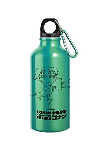 DYNIT Conan, Il Ragazzo Del Futuro - Borraccia Green