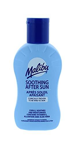 Malibu Soothing Moisturising Vitamin Enriched After-Sun Lotion, 100ml, Original