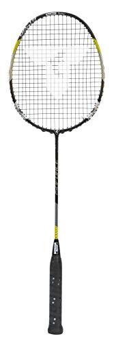 Talbot Torro Badmintonschläger Isoforce 9051.8, Ultra Carbon4 mit Kevlar Verstärkung, Top-Racket für den Badminton Profi, 439933