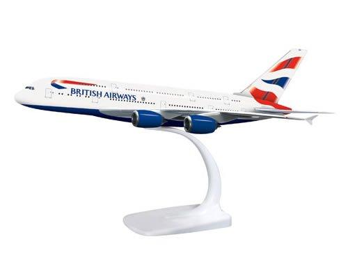 Herpa–609791–British Airways Airbus A380