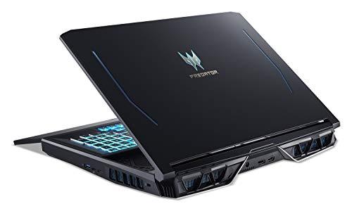 "Acer Predator Helios 700 17.3"" 1920 x 1080 144 Hz Core i7-9750H 2.6 GHz 16 GB Memory 512 GB NVME SSD Storage Laptop"