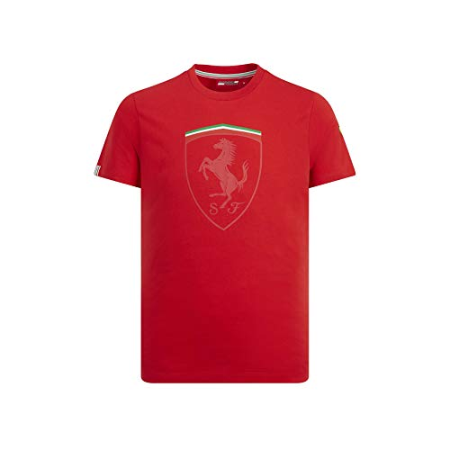 Branded Sports Merchandising B.V. Scuderia Ferrari T-shirt pour homme Rouge, Small